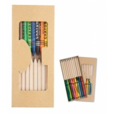 Aladin Pencil And Crayon Set