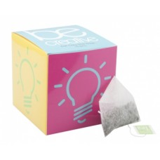 CreaTea Box Pyramid Tea Bag