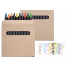 Lola Set Of 12 Crayons