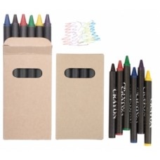 Liddy Set Of 6 Crayons