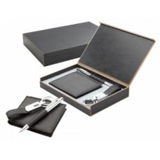 Gentleman Wallet Set