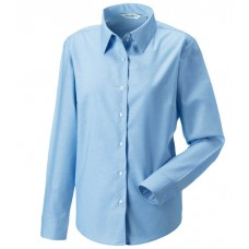 Ladies LS Easy Care Oxford